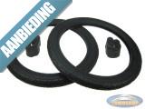 16 inch Deestone D800 banden 2.25x16 met binnenband SET