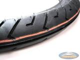 16 inch Sava / Mitas MC2 semislick tire 2.25x16