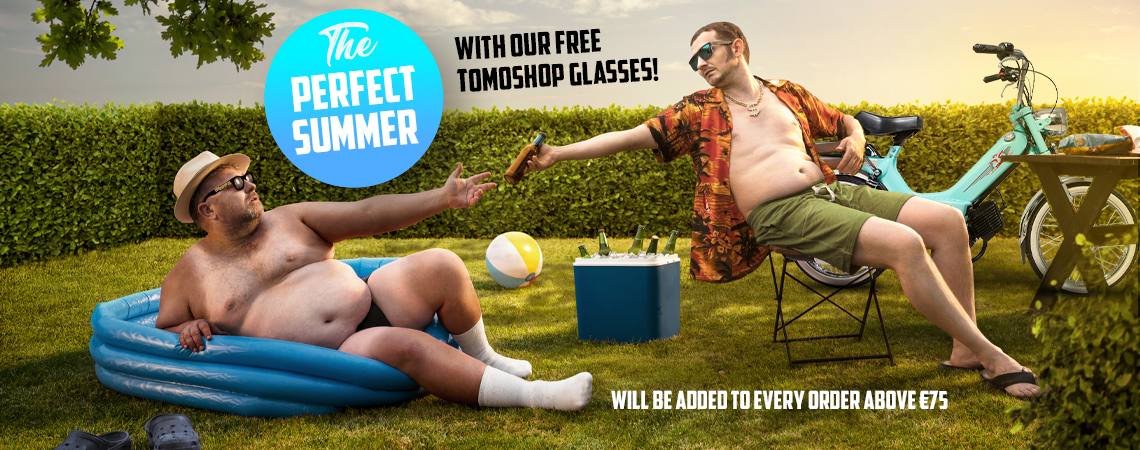 Free sunglasses!