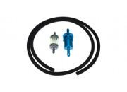 Fuel crane / filter / hose