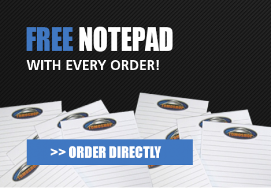 Free notepad!