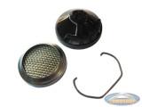 Dellorto SHA luchtfilter 14mm / 15mm / 16mm filterset zeef