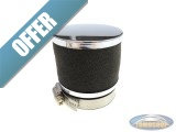 Airfilter 56mm foam for Tomos A3 / A35 Dellorto SHA carburetor