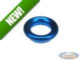 Suction funnel Dellorto PHBG Aluminium blue