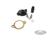 Dellorto PHBG throttle drum cover kit