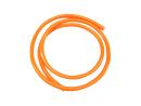 Benzineslang fluor oranje (1 meter)