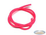 Benzineslang fluor Pink (1 meter)