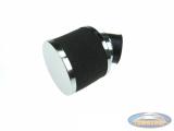 Airfilter 35mm black angled Athena (PHBG / PHVA)