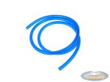 Benzineslang blauw (1 meter)