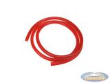 Benzineslang rood (1 meter)