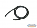Fuel hose black (1 meter)
