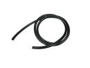 Benzineslang zwart (1 meter)