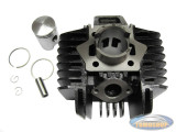 Cilinder Tomos A35 / A52 50cc DMP (38mm) membraan gietijzer 25 km/h snor