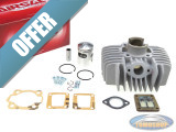 Cylinder Tomos A35 / A52 50cc (38mm) Airsal aluminium with reed valve