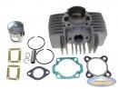 Cylinder Tomos A35 / A52 70cc (45mm) Alukit aluminium