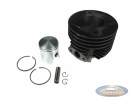 Cylinder Tomos 2L / 3L 50cc (38mm) pin 10