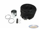 Cylinder Tomos 2L / 3L 50cc (38mm) pin 12