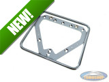Licence plate holder classic chrome JUST FOR NL!!