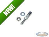 Pedal key 9mm / 42mm