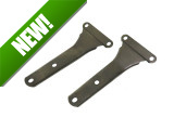 Front mudguard bracket Tomos A3 old model unpainted (2 pieces)