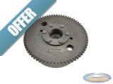 Flywheel Tomos E-start with starter sprocket model with pickup