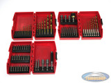 Drill and bits set 64-pieces
