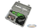 Multi tool met accessoires met koffer