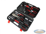 Toolset 84 pieces CR-V profi