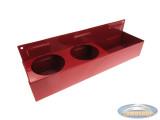 Magneet tool tray met spuitbushouder 31x8cm