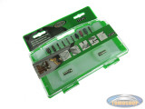 Multi tool accessory set 12-pieces