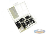 Assortment screws 150 pieces