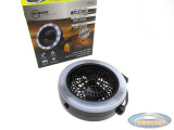 Light LED + fan 2 in 1