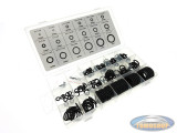 O-ring assortment set 225-pieces