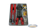 Electric tool kit 82-piece