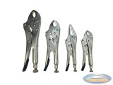 Self grip pliers 4 pieces