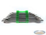Plug wrenches 8-piece Kukko