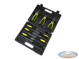 Screwdriver / Pliers / Bits set 23-piece