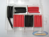Assortment shrink tubing 60-pieces