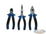 Professional plier set 3-piece