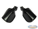 Handle brake lever hand guards HP racing black