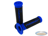 Handle grips ProGrip 732 black / blue 24mm / 22mm