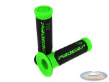 Handle grips ProGrip 732 black / green 24mm / 22mm