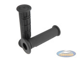 Handle grips tour high-grip black 24mm / 22mm