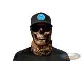 Face Shield SA Forrest Camo Skull