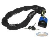Power-1 chainlock 120 cm ART **** black
