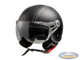 Helmet MT Soul Retro leather black