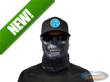 Face Shield SA Skull Tech   Crow