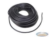 Isolatiekous PVC zwart 10.0mm per meter