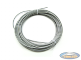 Outer cable grey (per meter)
