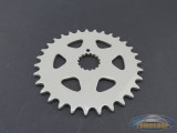 Rear sprocket Tomos Youngst'R / Funtastic 31 tooth original Tomos